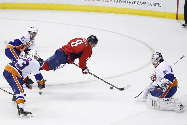 New York Islanders vs. Washington Capitals - 11/26/14 NHL Pick, Odds, and Prediction