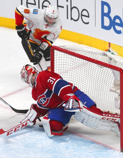 Flames vs. Canadiens - 10/28/14 NHL Pick, Odds, and Prediction