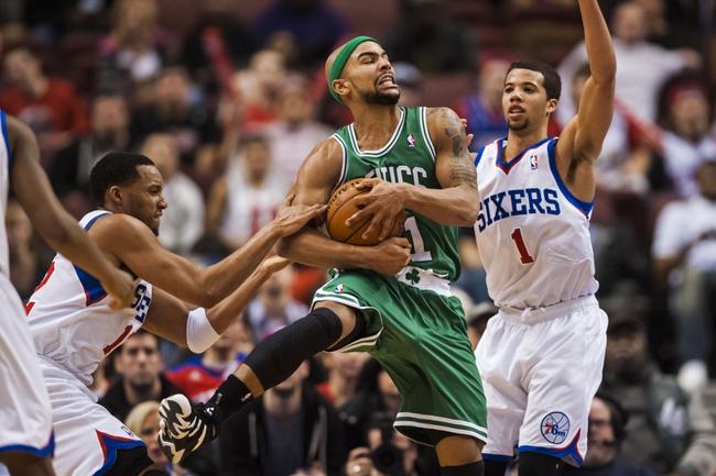 Boston Celtics vs. Philadelphia 76ers - 4/4/14