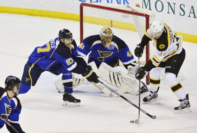 Bruins vs. Blues - 11/18/14 NHL Pick, Odds, and Prediction