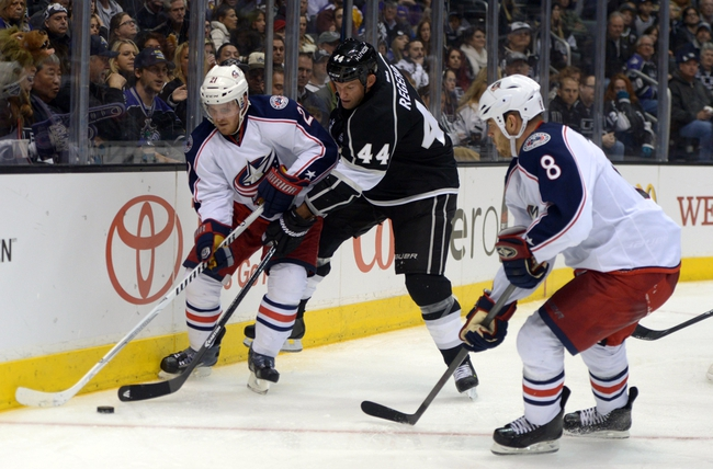 Columbus Blue Jackets vs. Los Angeles Kings - 2/9/15 NHL Pick, Odds, and Prediction