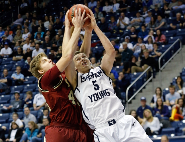 BYU vs. Santa Clara - 3/7/15 College Basketball Pick, Odds, and Prediction