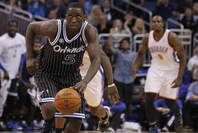 Thunder at Magic - 1/18/15 NBA Pick, Odds, and Prediction