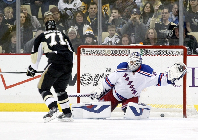 New York Rangers at Pittsburgh Penguins - 5/2/14