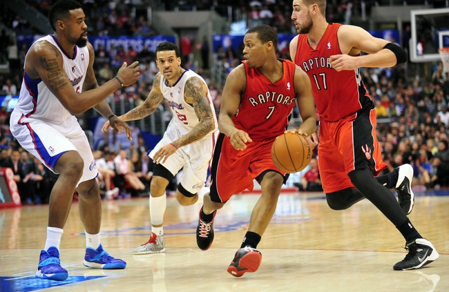 Clippers vs. Raptors - 12/27/14 NBA Pick, Odds, and Prediction