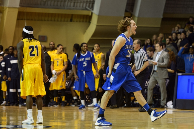 Saint Louis vs. La Salle - 2/22/15 College Basketball Pick, Odds, and Prediction