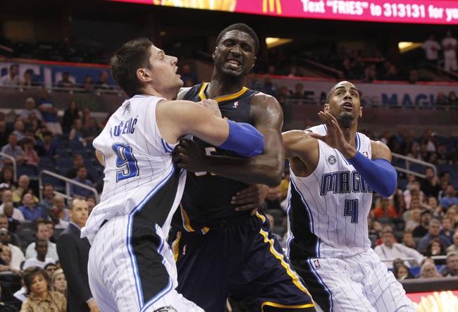 Orlando Magic vs. Indiana Pacers - 4/16/14
