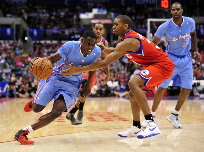 Los Angeles Clippers vs. Philadelphia 76ers - 1/3/15 NBA Pick, Odds, and Prediction