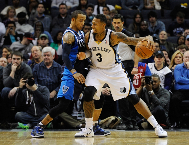 Memphis Grizzlies vs. Dallas Mavericks NBA Pick, Odds, Prediction 4/16/14