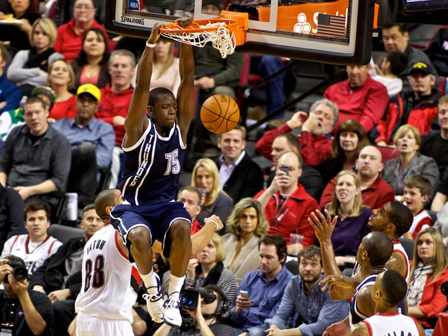Thunder at Trail Blazers - 10/29/14 NBA Pick, Odds, and Prediction