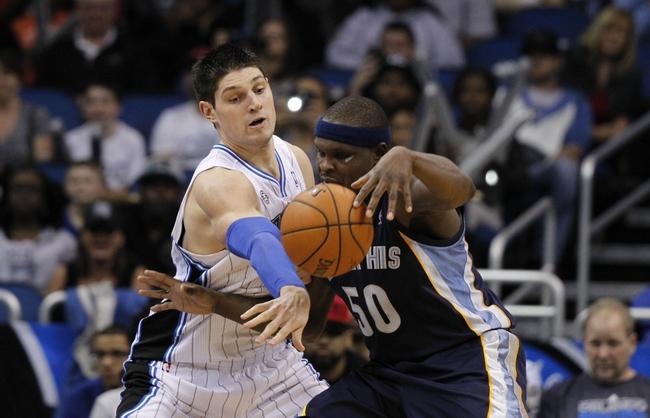Magic vs. Grizzlies - 1/16/15 NBA Pick, Odds, and Prediction