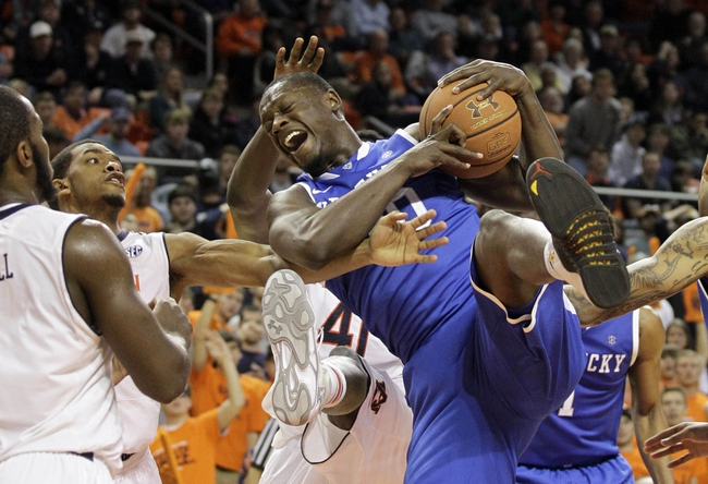 Kentucky vs. Auburn - 2/21/15 College Basketball Pick, Odds, and Prediction