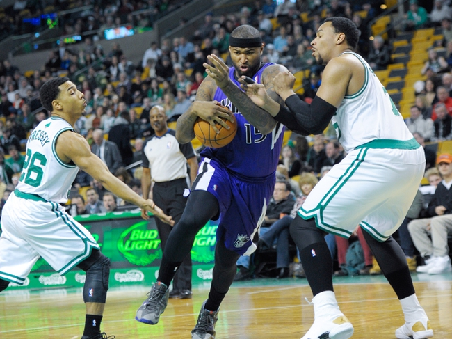 Sacramento Kings vs. Boston Celtics - 2/20/15 NBA Pick, Odds, and Prediction