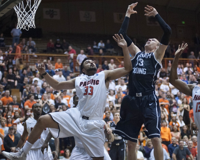 Pacific vs. BYU - 1/15/15 College Basketball Pick, Odds, and Prediction