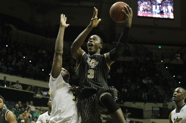 Central Florida Knights vs. South Florida Bulls - 2/11/15 College Basketball Pick, Odds, and Prediction