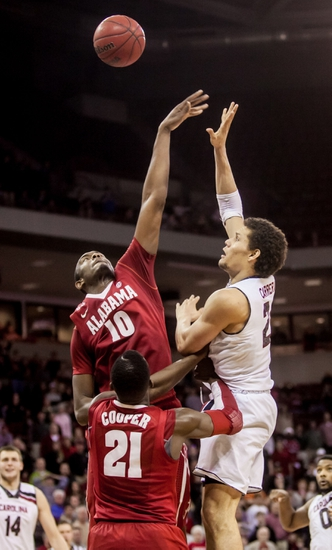 South Carolina vs. Alabama - 1/13/15 College Basketball Pick, Odds, and Prediction