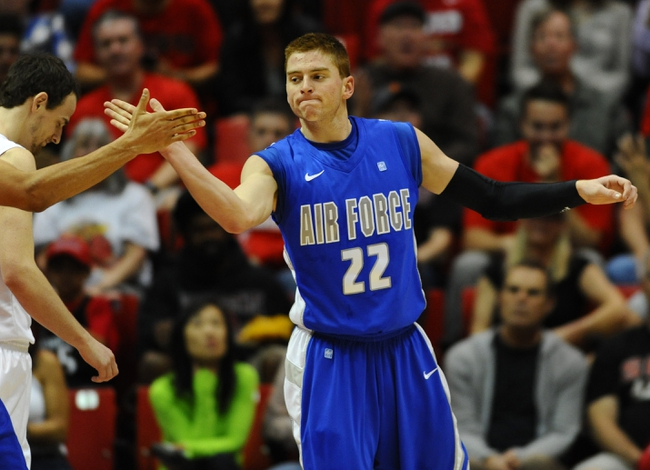 Air Force vs. Nebraska Omaha - 12/8/14 College Basketball Pick, Odds, and Prediction