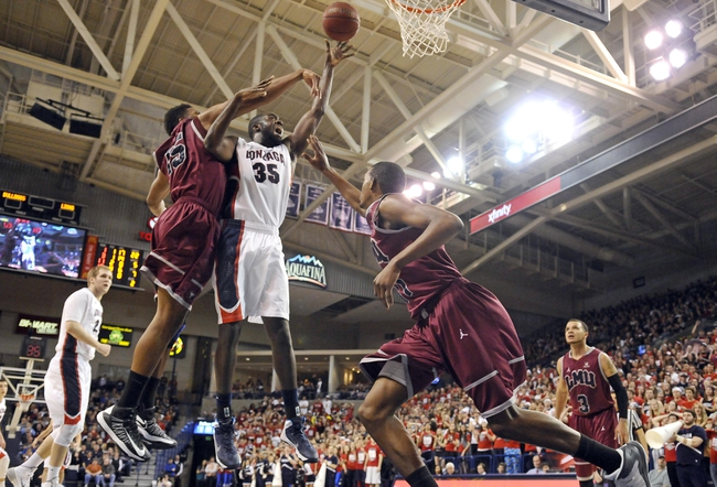 Loyola Marymount vs. Gonzaga - 1/17/15 College Basketball Pick, Odds, and Prediction