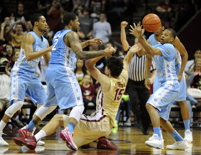 North Carolina vs. Florida State - 1/24/15 College Basketball Pick, Odds, and Prediction