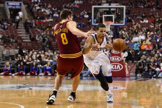 76ers vs. Cavaliers - 1/5/15 NBA Pick, Odds, and Prediction