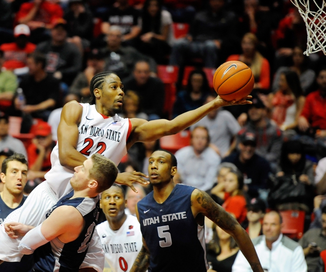 Illinois State Redbirds vs. Utah State Aggies - 11/16/14 College Basketball Pick, Odds, and Prediction