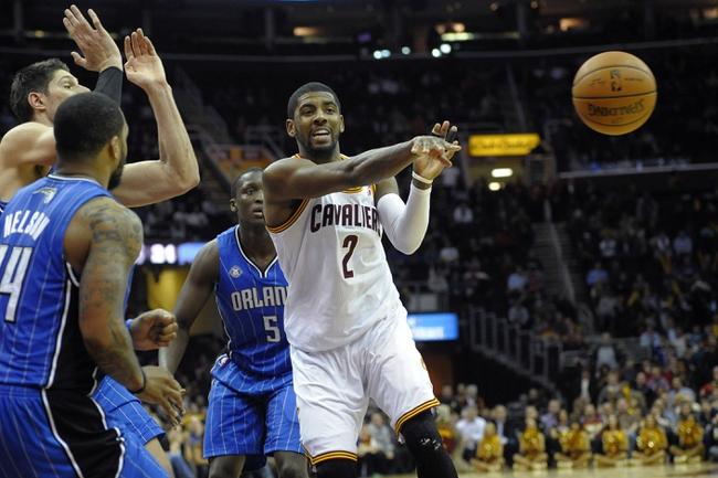 Orlando Magic vs. Cleveland Cavaliers - 4/2/14
