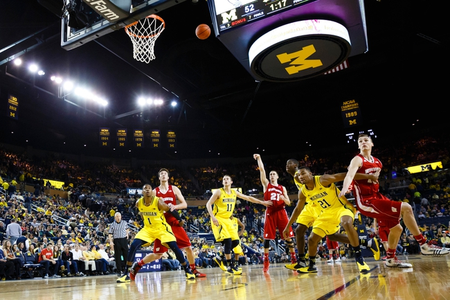 Michigan vs. Wisconsin - 1/24/15 College Basketball Pick, Odds, and Prediction