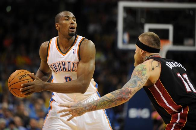 Miami Heat vs. Oklahoma City Thunder - 1/20/15 NBA Pick, Odds, and Prediction