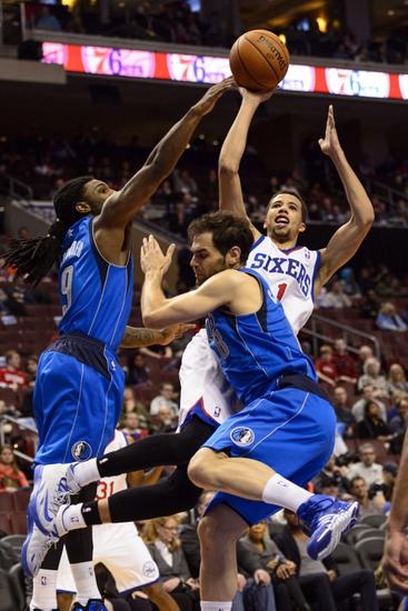 Mavericks vs. 76ers - 11/13/14 NBA Pick, Odds, and Prediction