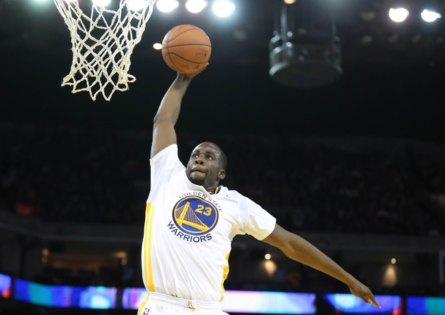 Golden State Warriors vs. Brooklyn Nets - 11/13/14 NBA Pick, Odds, and Prediction