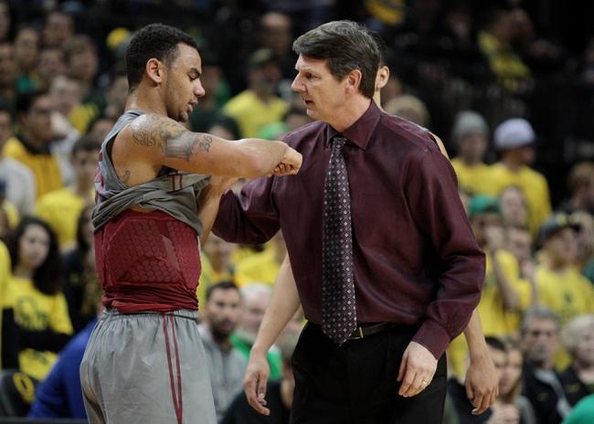 Washington State vs. UC Davis - 12/28/14 College Basketball Pick, Odds, and Prediction