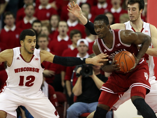 Wisconsin vs. Indiana - 2/3/15 College Basketball Pick, Odds, and Prediction