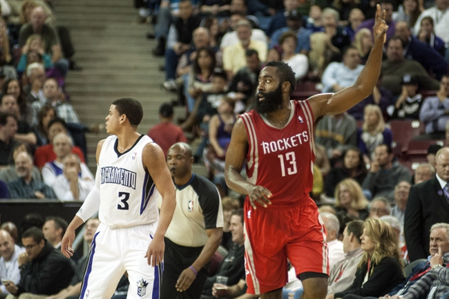 Rockets vs. Kings - 11/26/14 NBA Pick, Odds, and Prediction