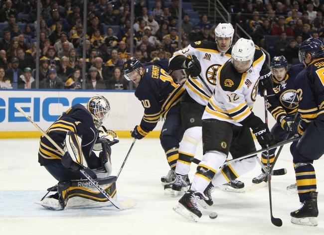 Boston Bruins vs. Buffalo Sabres - 4/12/14
