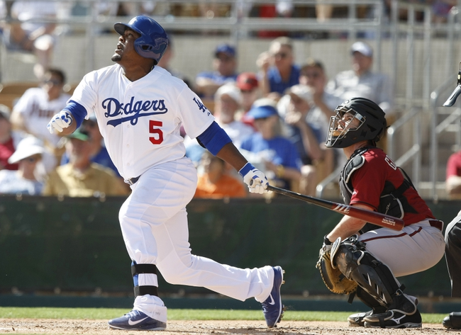 Arizona Diamondbacks vs. Los Angeles Dodgers Pick, Odds, Prediction 4/11/14