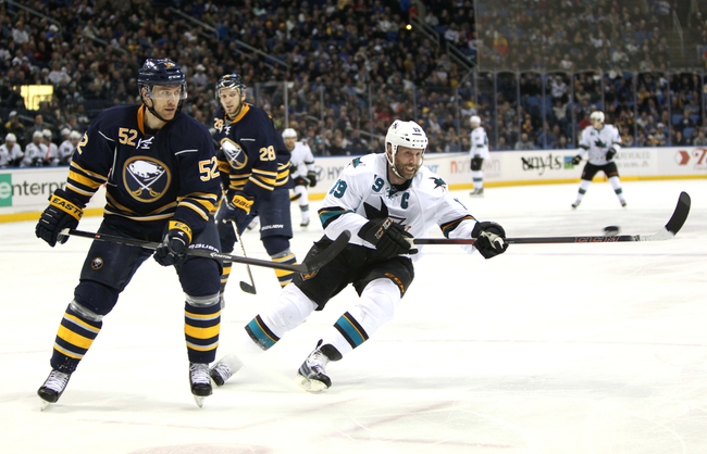 Sabres vs. Sharks - 11/18/14 NHL Pick, Odds, and Prediction