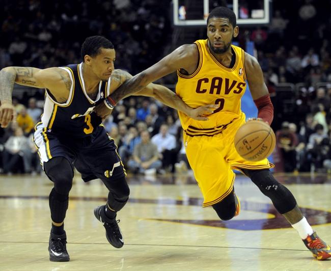 Utah Jazz vs. Cleveland Cavaliers Free Pick, Odds, Prediction 11/5/14 NBA Pick, Odds, and Prediction