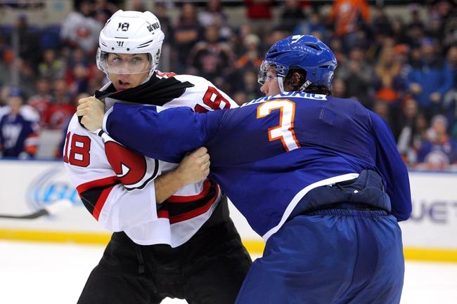New Jersey Devils vs. New York Islanders - 4/11/14