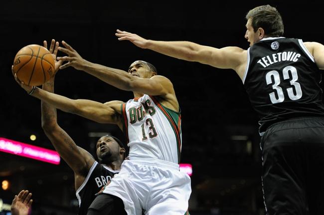 Brooklyn Nets vs. Milwaukee Bucks - 11/19/14 NBA Pick, Odds, and Prediction