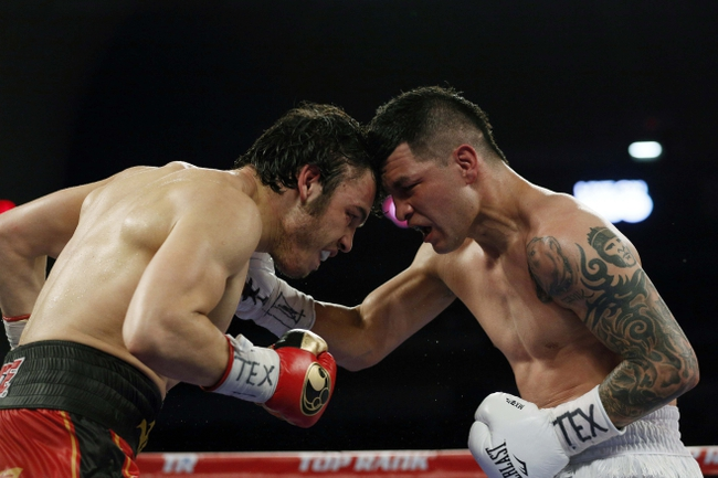 Marcos Reyes vs. Julio Cesar Chavez Jr Boxing Preview, Pick, Odds, Prediction - 7/18/15