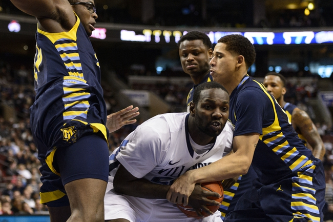 Villanova vs. Marquette - 2/4/15 College Basketball Pick, Odds, and Prediction