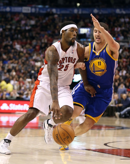 Golden State Warriors vs. Toronto Raptors - 1/2/15 NBA Pick, Odds, and Prediction