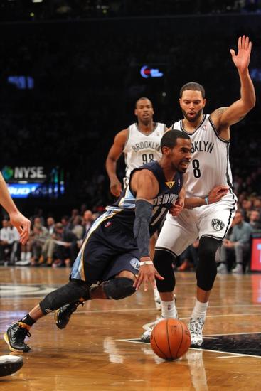 Brooklyn Nets vs. Memphis Grizzlies - 1/14/15 NBA Pick, Odds, and Prediction