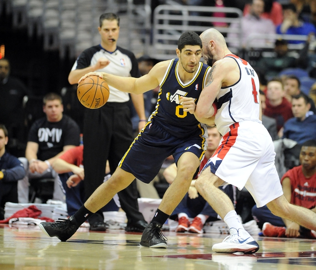 Wizards vs. Jazz - 12/14/14 NBA Pick, Odds, and Prediction