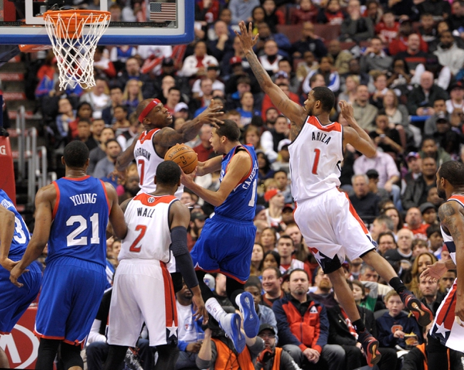 Wizards vs. 76ers - 1/19/15 NBA Pick, Odds, and Prediction