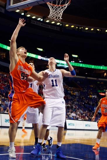 DePaul Blue Demons vs. Drake Bulldogs - 11/18/14 College Basketball Pick, Odds, and Prediction