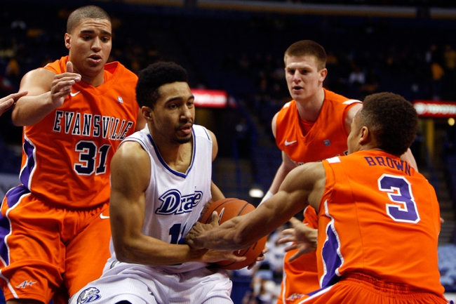 Evansville vs. Northern Iowa - 1/1/15 College Basketball Pick, Odds, and Prediction