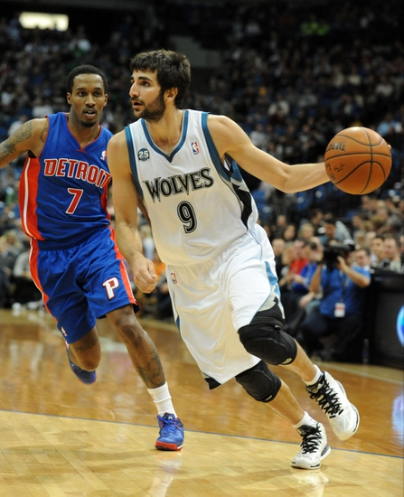 Pistons at Timberwolves - 10/30/14 NBA Pick, Odds, and Prediction