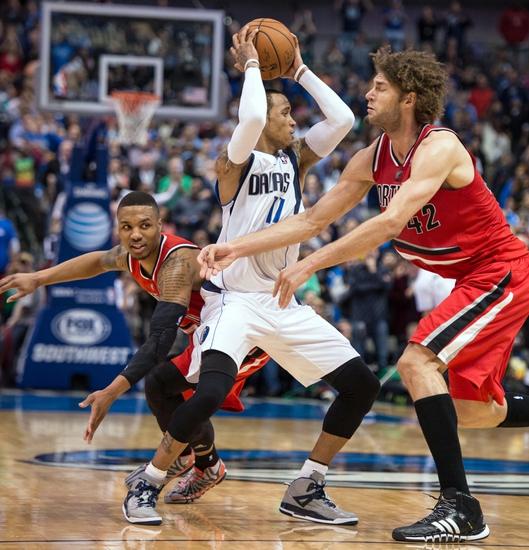 Mavericks at Trail Blazers - 11/6/14 NBA Pick, Odds, and Prediction