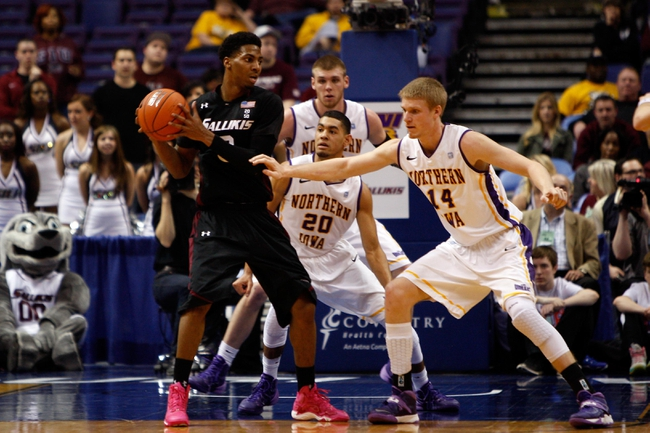 Stephen F. Austin Lumberjacks vs. Northern Iowa Panthers - 11/18/14 College Basketball Pick, Odds, and Prediction